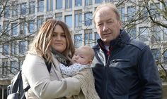 US questions British BABY over 'terrorist' fears over ESTA mistake
