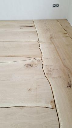 Bole tree trunk floor Boomstamvloer www.houtsnip.nl