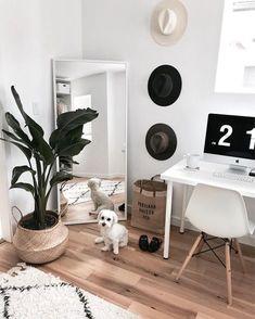 69 fun and cool teen bedroom ideas that will make you popular 51 Wonderful Teen Bedrooms Bedroom Cool Fun ideas popular Teen Home Office Design, Home Design, Interior Design, Decoracion Habitacion Ideas, Cool Teen Bedrooms, Home And Deco, My New Room, Interior Inspiration, Bedroom Decor