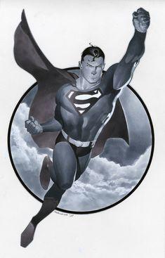 Chris Stevens classic_superman