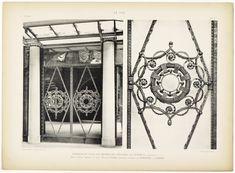 Le fer à l'Exposition internationale des arts décoratifs moderns - TD1989.323.15_004