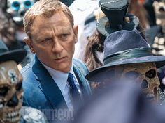 Daniel Craig is back as Bond in exclusive new 'Spectre' photos Rachel Weisz, James Bond 007 Spectre, Spectre 2015, Daniel Graig, Daniel Craig James Bond, Best Bond, Jason Isaacs, Movie Previews, Bond Girls