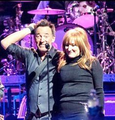 Bruce Springsteen and Patti Scialfa - The River Tour