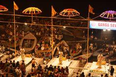 Summer fair in Varanasi