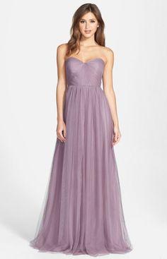 Deming's Bridesmaid dress - Annabelle in liliac