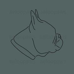 French Bulldog Instagram Story Highlight Covers | Dog Instagram Story Highlight Icons | Instagram Icons | Dog Highlight Covers | Dog Icons | Frenchie Story Highlights Dog Illustration, Illustrations, Dog Icon, Dog Paintings, Story Highlights, Dog Portraits, Dog Art, Instagram Story, French Bulldog