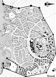 rpg map fantasy making village medieval imaginary maps maker hu