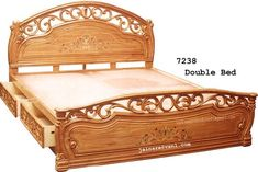 28 Wood Beds Ideas Wood Beds Wooden Bed Design Wooden Bed