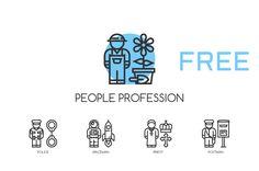 Free Profession Icons