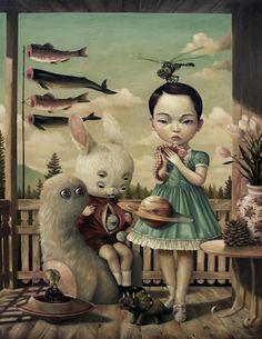 Peinture par Roby Dwi Antono