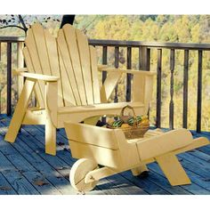 Uwharrie Chair Fanback Two Seater