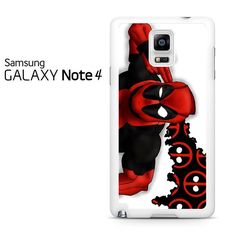 Deadpool Imagined Samsung Galaxy Note 4 Case