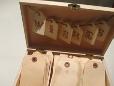 60 Blank Wishes Tags  Vintage Wedding  Place by frenchcountry1908, $32.00