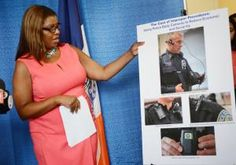 Letitia James to de Blasio: Staten Island chokehold death proves need for cop body cameras