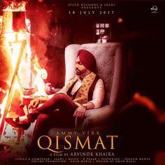 Qismat - Ammy Virk - Sargun Mehta - B Praak - Jaani - Out Soon