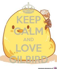 Love Gilbird
