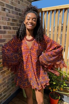 Earthy Outfits, Indie Outfits, Cute Outfits, Fashion Outfits, Black Girl Fashion, Boho Fashion, Mode Old School, Boho Chic, Black Hippy