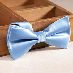 Men's Double Fabric Butterfly Knot and Bow Tie