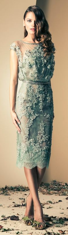 Ziad Nakad Fall/Winter 2014
