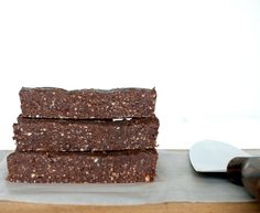 Raw Energy Bars — Kayla Itsines