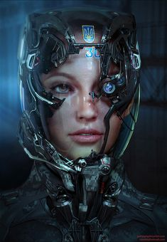 3D Art: Pilot - 3D, Sci-fiCoolvibe – Digital Art