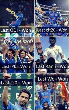 The one and only Sachin Tendulkar....(and he wins his last test match as well which also happens to be his 200th test match) <3RESPECT<3