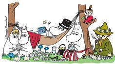 All Things Moomin - Muumien koti verkossa