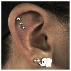 Ear Piercings <3
