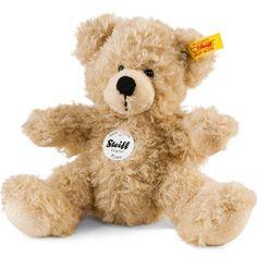 Small Beige Steiff Teddy Bear Fynn 2b0ee43177182