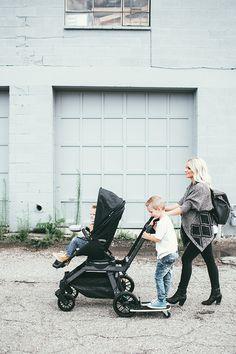 The Orbit Stroller | Little Peanut Magazine