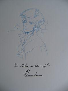 Juan Luis Landa-Angelique Obscura ( Arthus Trivium ) - W.B.