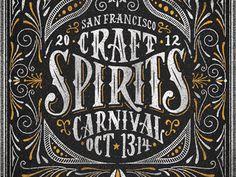 Craft Spirits Carnival  by Joel Felix