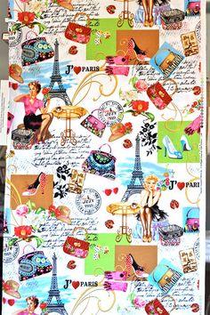 I Love Paris Full View