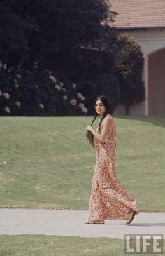 High school, 1969