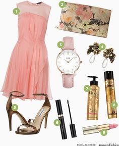 Weeding Outfit für Gäste. Alle Produkte unter dem Link erhältlich. #wedding #guests #outfit #lorealparis