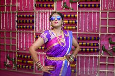 """A sweet November wedding at Vijayawada"" is how we remember the big day of Sarad & Pravallika. It was a grand celebration."