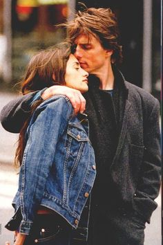Tom Cruise and Penelope Cruz Tom Cruise, Vanilla Sky, Raining Men, Film Serie, Couple Posing, Celebrity Couples, Couple Pictures, Cute Couples, Love Story