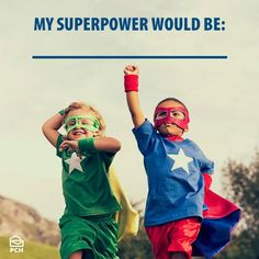 ..Super kids grow up enter PCH !!!!    WIN !!