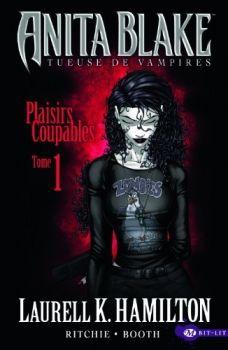 Couverture Anita Blake, tueuse de Vampires (Comics), tome 1 : Plaisirs Coupables, partie 1