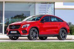 Mercedes-Benz GLE-klasse 2015