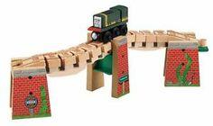 NEW Fisher-Price Thomas & Friends Wacky Track Bridge Y4494 | eBay (£22)