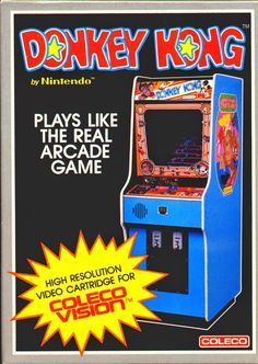 #gaming #gamer #coleco #arcade #oldschool