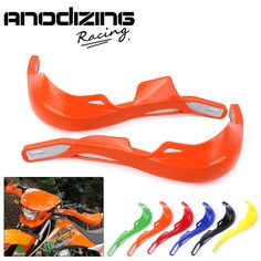 Motocross de Fixation Aluminium with Brace Or 22/mm 810/mm