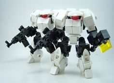 Super Chub Marines by HatRabies, via Flickr