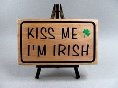 A MUST for your St. Patrick's Day party. by BarbaraCsCreations
