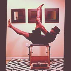 Night Train @PilatesDwell_Canton | Low Chair Exercise: Ab Series - Scissors #latenightworkout #powerhouse #strength #stretch • #pilates #pilatesstudio #pilatesinstructor #pilatesformen #contrology #classicalpilates #calisthenics #gymnastics #fitness #yoga #personaltrainer #menshealth #strengthtraining