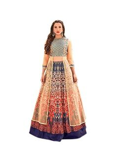 Shoppingover Bollywood Traditional Party Wear Anarkali Dr... https://www.amazon.com/dp/B06XFTK7HF/ref=cm_sw_r_pi_dp_x_tLJVybETN82NP