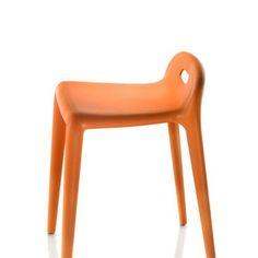 stefano giovannoni: #orange yuyu stool #chair