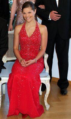 Crown Princess Victoria looks amazing