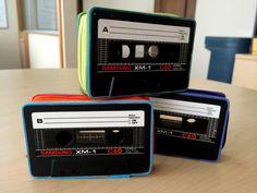 Reutilizando cassettes viejos